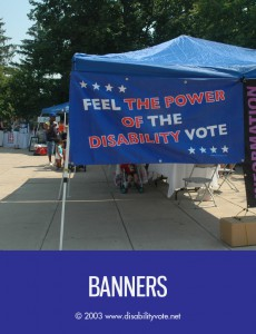 This link button leads to where you can order banners.